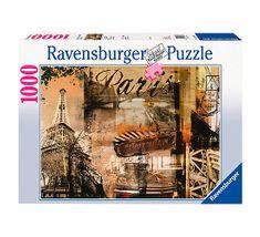 Ravensburger Nostalgiczny Paryż 1000 el.
