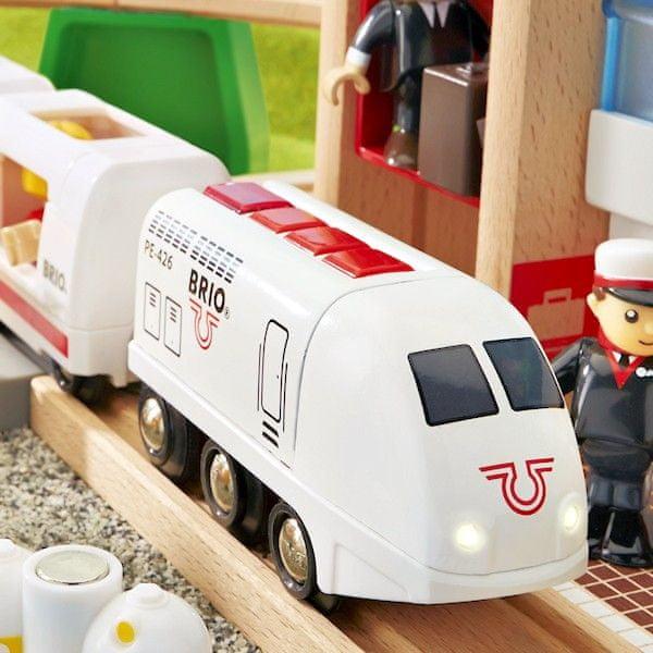 Brio WORLD 33510 Vlak na dálkové ovládání
