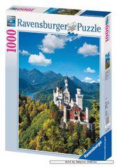 Ravensburger Zamek Neuschwanstein 1000 el.