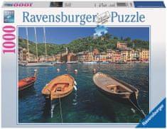 Ravensburger Olasz kikötő Puzzle, 1000 db