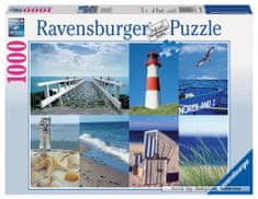 Ravensburger Norvégia Puzzle, 1000 db