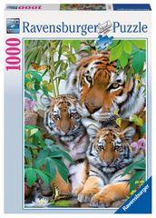Ravensburger Tigris család, 1000 db