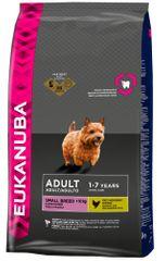 Eukanuba hrana za odrasle pse majhnih pasem, 7,5 kg