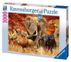 Ravensburger A nagy ötös puzzle, 1000 db