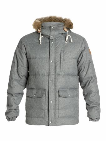 Quiksilver kurtka zimowa Woolmore Metal XL
