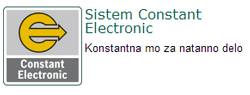 Sistem Constant Electronic