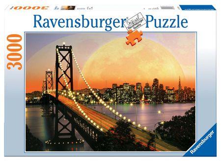 Ravensburger San Francisco nocą 3000 el.
