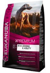 Eukanuba hrana za odrasle pse Jogging & Agility, 15 kg