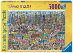 Ravensburger Rizzy City 5000d