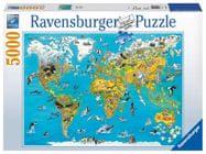 Ravensburger Mapa 5000d