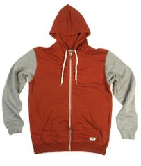 Vans M Core Basics Colorblock Zip Hoodie