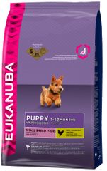 Eukanuba Puppy & Junior Small Breed hrana za štence, 7,5 kg