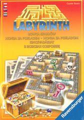 Ravensburger Társasjáték Kincskereső Labirintus