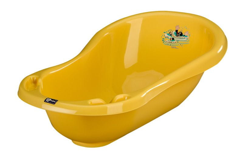 G-mini Vanička Krteček 100 cm, žlutá