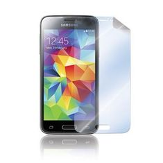 CELLY ochranná fólie - Samsung Galaxy S5 Mini, lesklá, 2ks