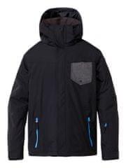 Quiksilver Mission Plain Jacket XL černá - II. jakost