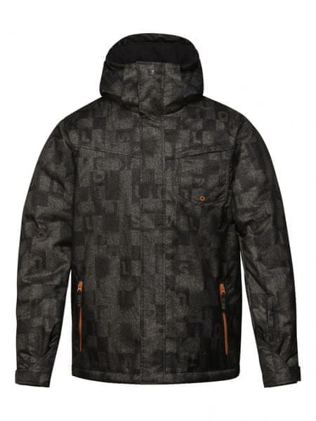 Quiksilver Mission Printed Insulated Jacket VIP L