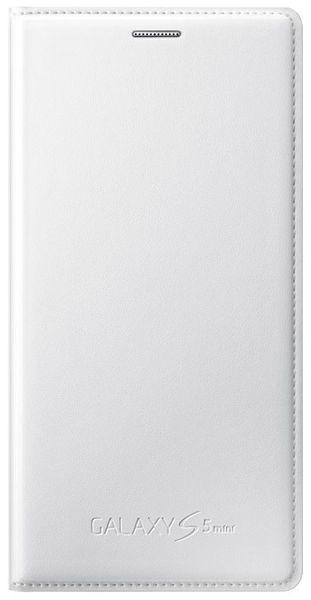Samsung flipové pouzdro, Galaxy S5 mini, bílá