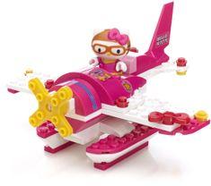 MEGA BLOKS Micro - Hello Kitty lietadlo