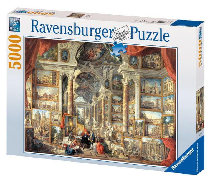 Ravensburger Řím - pohled na umění