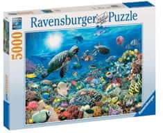 Ravensburger sestavljanka življenje pod morjem