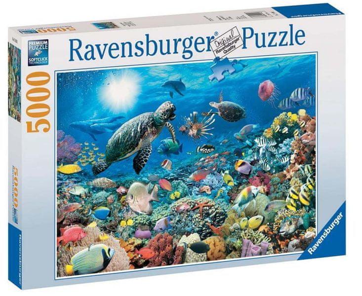 Ravensburger Podmořský svět 5000d