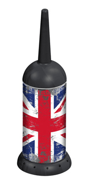 Meliconi UNION JACK WC-kefe
