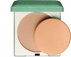 Clinique puder Superpowder Double Face - 04 Matte Honey - 10 g