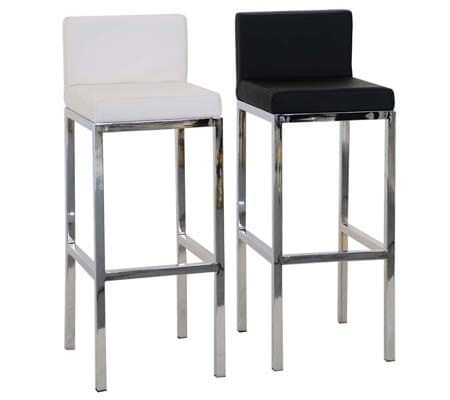 Barska stolica DG06, 2 komada, crna