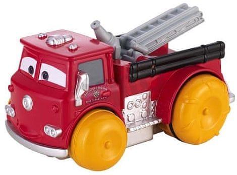 Mattel Cars velké auto do koupele - Hasiči