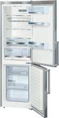 Bosch chłodziarko-zamrażarka KGE36AI32