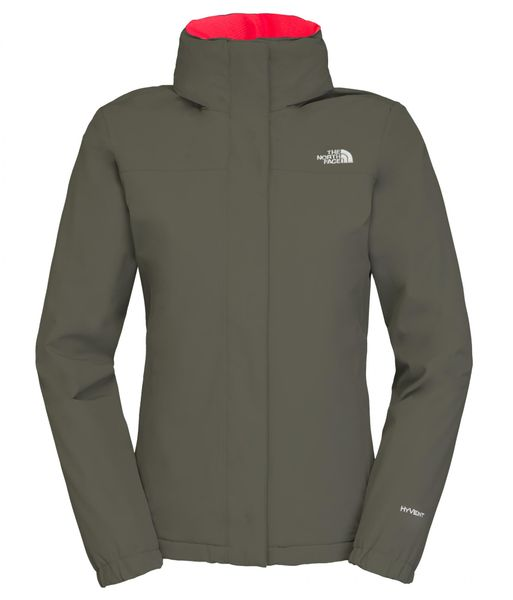 The North Face W Resolve Insulated Jacket New Taupe Green XS