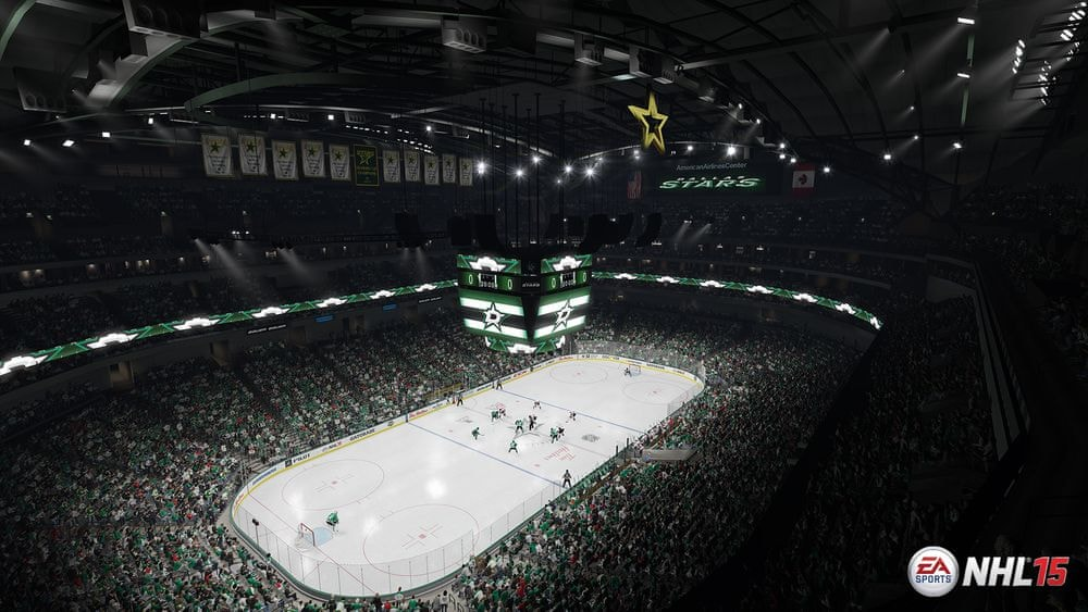 EA Sports NHL 15 / PS4