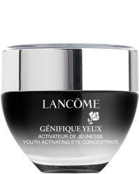 Lancome żel przeciwzmarszczkowy na okolice oczu Genifique Youth Activating Eye Concentrate - 15 ml