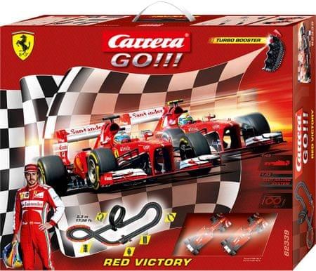 Carrera avtocesta Go Red Victory