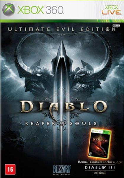 Blizzard Diablo III Ultimate Evil Edition / XBOX 360