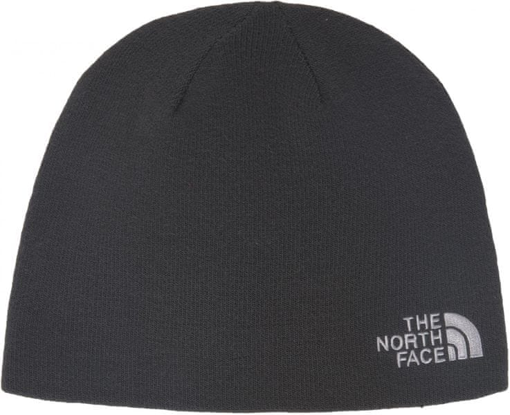 The North Face Gateway Beanie Tnf Black/Foil Grey Os