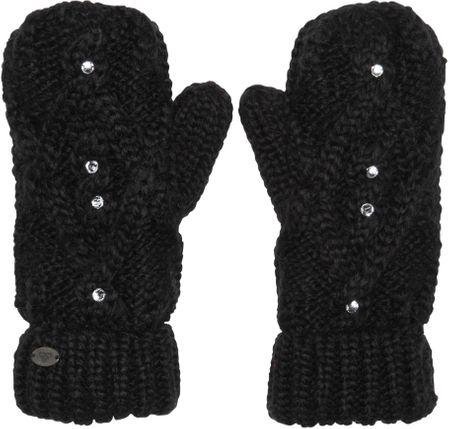 Roxy rokavice Shooting Star, ženske, sive