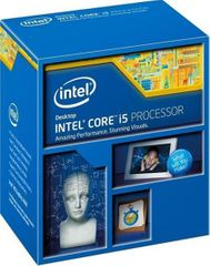 Intel procesor Core i5 4460 BOX, Haswell, 3,4 GHz