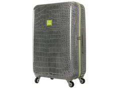 SuitSuit Cestovný kufor TR-1134/2-67 - Grey Crocodile