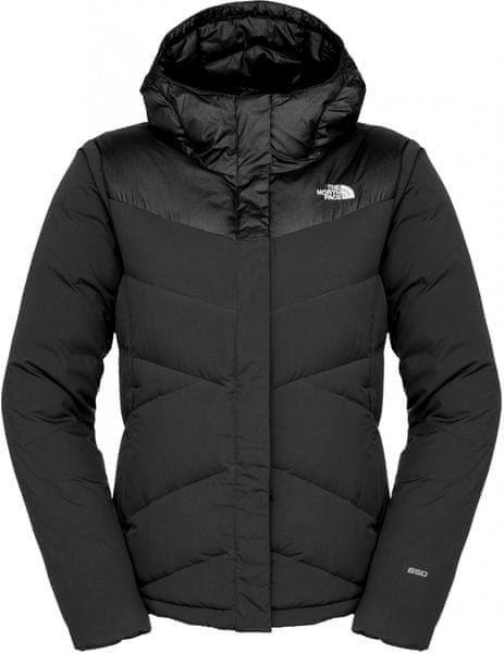 The North Face W Kailash Hoodie Tnf Black XL