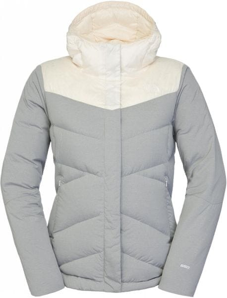 The North Face W Kailash Hoodie Gardenia White M