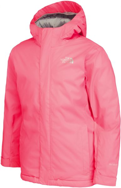 The North Face Y Snow Quest Jacket Rocket Red S