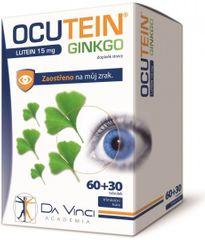 Simply you Ocutein Ginkgo Lutein 15 mg Da Vinci 60+30tob.