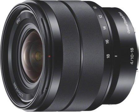 Sony 10-18 mm F4 (SEL1018) + 1400 Kč Cashback od SONY!