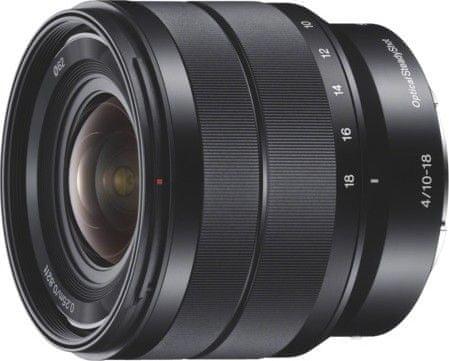Sony SEL-1018 objektiv E serije