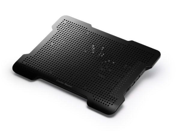 "Cooler Master X-Lite II Basic, NTB 12-15,6"" 14cm fan, USB hub (R9-NBC-XL2K-GP)"