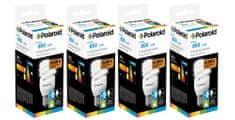POLAROID Úsporná kompaktní zářivka - spirála, E27 12W (54W), 650lm 4ks/pack