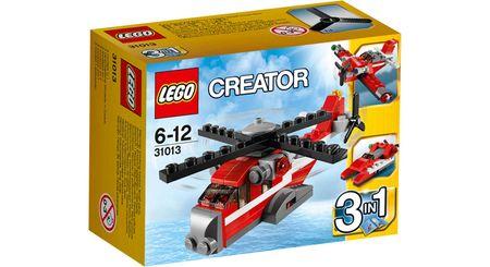 LEGO® Creator 31013 Rdeči blisk