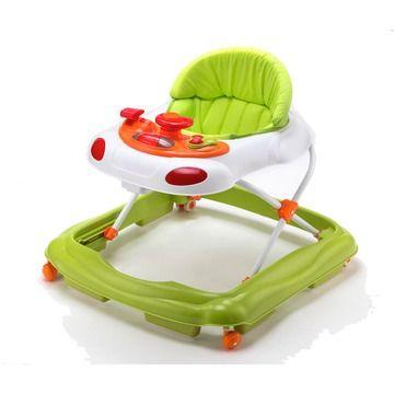 BC BABY hojica/gugalnik svetlo zelena